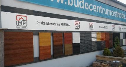 Rewitalizacja Budocentrum Ostróda 04.2019